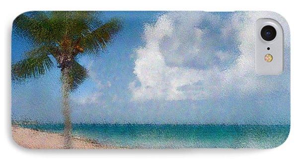 Caribbean Dreams IPhone Case by Betty LaRue