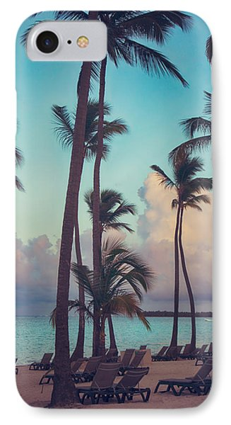 Caribbean Dreams IPhone Case by Laurie Search