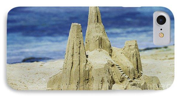 Caribbean Sand Castle  Phone Case by Betty LaRue