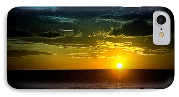 IPhone Case featuring the photograph Caribbean Sunset ... by Chuck Caramella
