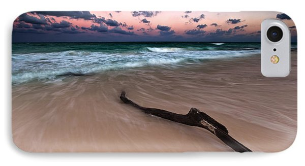 IPhone Case featuring the photograph Caribbean Sunset by Mihai Andritoiu