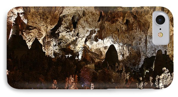 Carlsbad Caverns #2 Phone Case by Kathy McClure