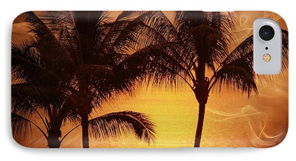 Carmel Sunset Phone Case by Athala Carole Bruckner