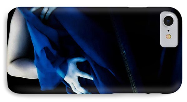 Carnal Blue IPhone Case