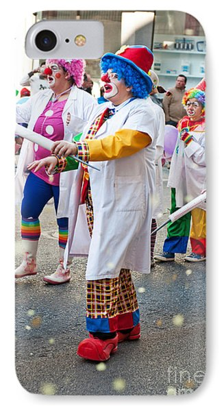 Carnaval De Ourem Phone Case by Luis Alvarenga