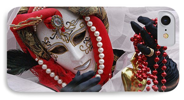 Carnevale Di Venezia  1 IPhone Case