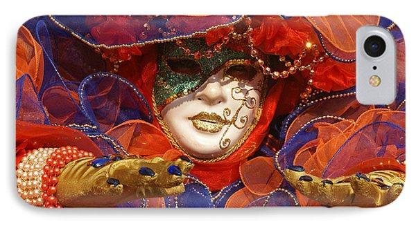 Carnevale Di Venezia 21 IPhone Case