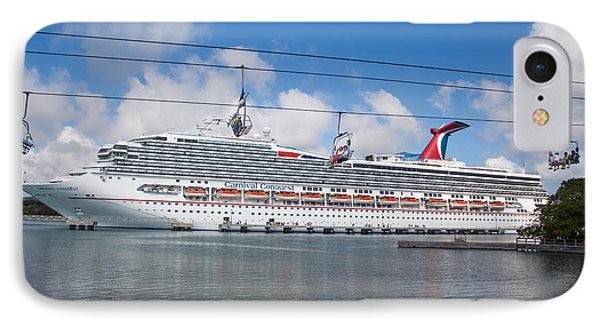 Carnival Conquest Phone Case by Rene Triay Photography