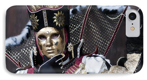 Carnival In Venice 13 Phone Case by Design Remix