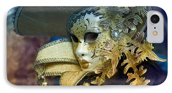 Carnival In Venice 18 Phone Case by Design Remix