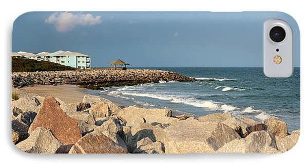 IPhone Case featuring the photograph Carolina Coast by Cynthia Guinn