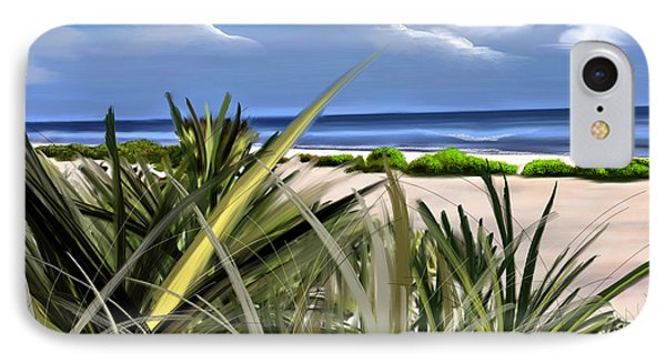 Carolina Dunes IPhone Case