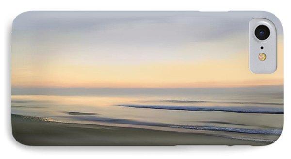 IPhone Case featuring the digital art Carolina Morning Glory by Anthony Fishburne