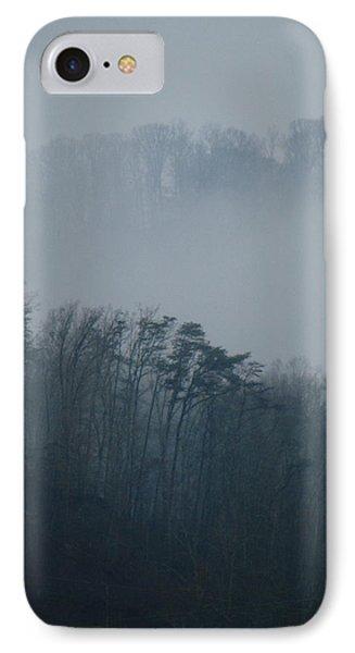 Carolina Winter #1 IPhone Case
