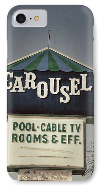 Carousel IPhone Case by Brandon Addis