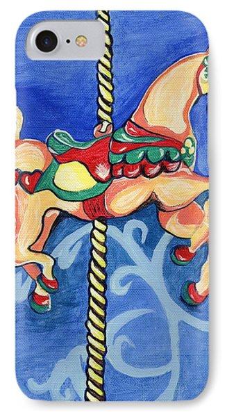Carousel Dreams IPhone Case