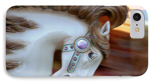 Carousel Horse IPhone Case