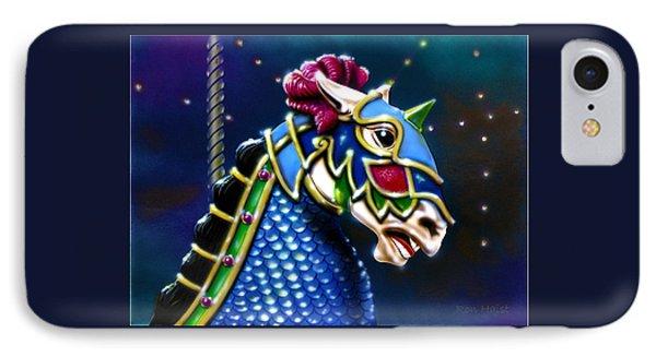 Carousel  IPhone Case by Ron Haist