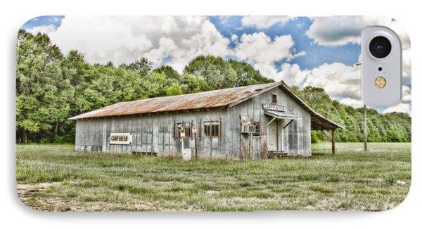 Carpenter Building Phone Case by Scott Pellegrin