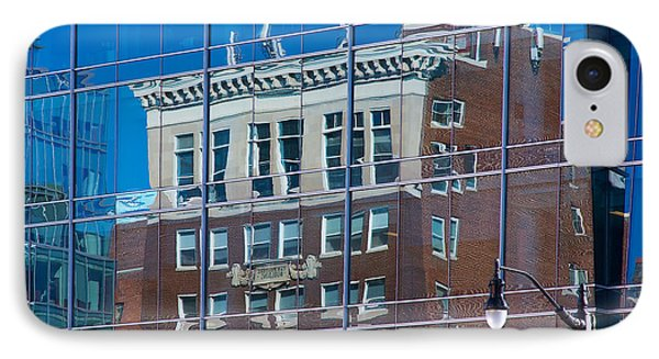 Carpenters Building IPhone Case by Stuart Litoff