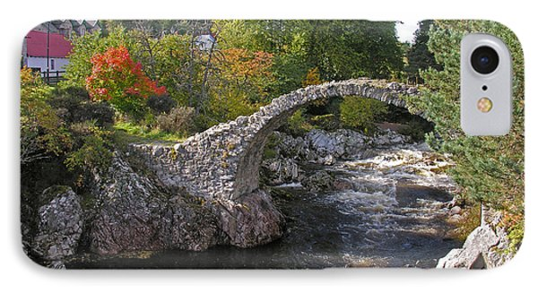 Carrbridge Autumn IPhone Case