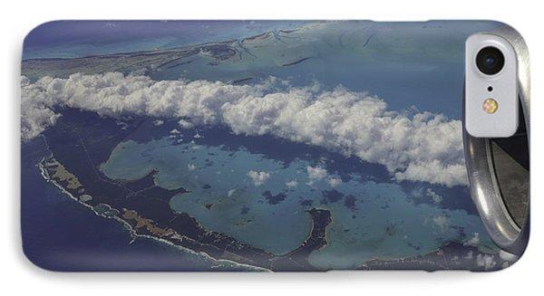 Carribbean Aerial 2 IPhone Case