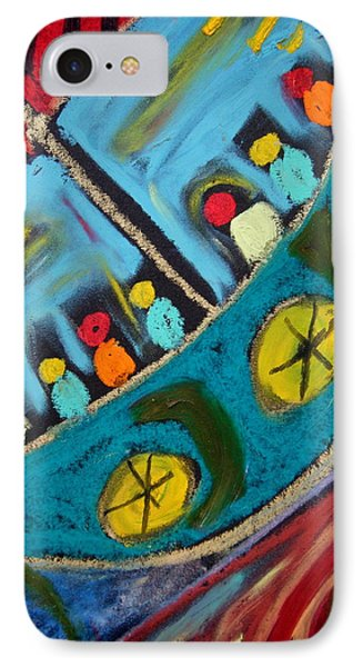 Carried IPhone Case by Clarity Artists