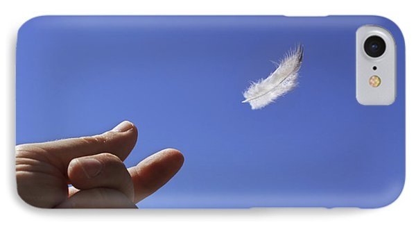 Carried On Wind IPhone Case by Jason Politte