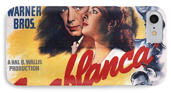 Casablanca In Color IPhone Case
