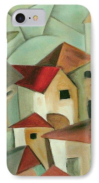 Casas I IPhone Case by Trish Toro