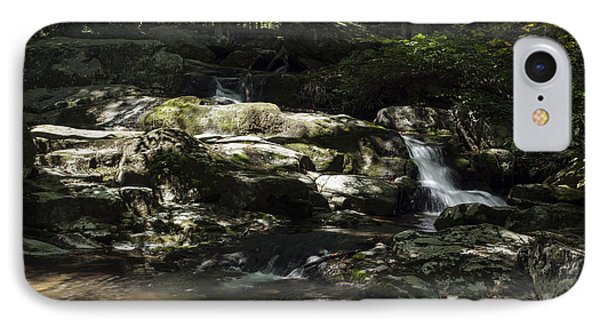 IPhone Case featuring the photograph Cascade 4 by David Lester