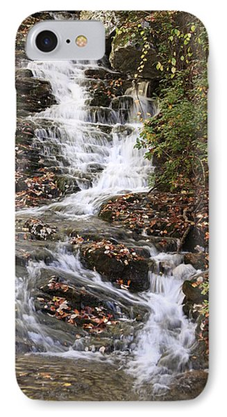 IPhone Case featuring the photograph Cascade At High Falls Creek Near Mount Cheaha Alabama by Mountains to the Sea Photo
