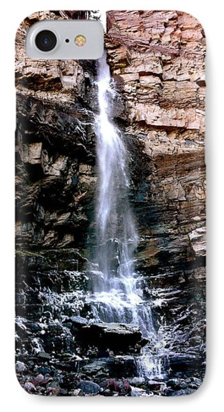 Cascade Falls IPhone Case by Jeff Gater