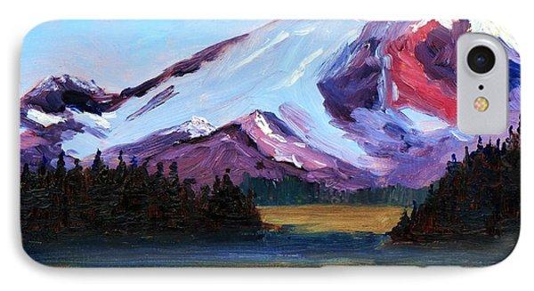 Cascade Light Phone Case by Nancy Merkle