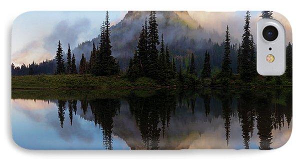 Cascade Mirror IPhone Case by Mike  Dawson
