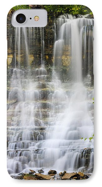 Cascade IPhone Case by Scott Bean