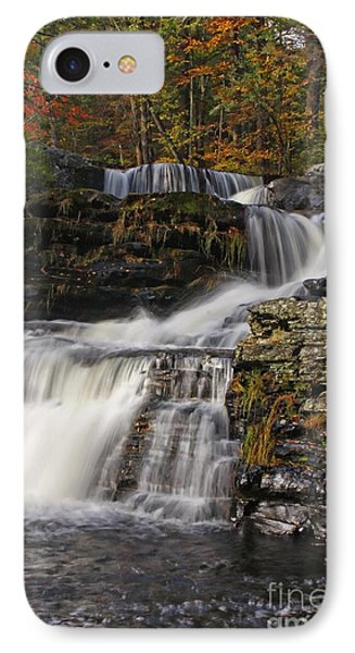 Cascading Forever IPhone Case by Marcia Lee Jones