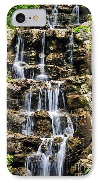 Cascading Waterfall Phone Case by Elena Elisseeva
