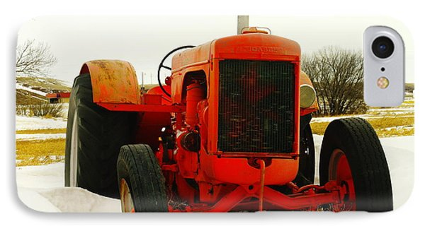 Case Tractor Phone Case by Jeff Swan