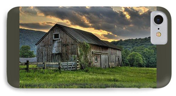 Casey's Barn IPhone Case