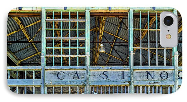 Casino Asbury Park New Jersey IPhone Case