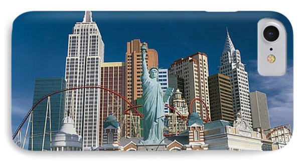Casino Las Vegas Nv IPhone Case by Panoramic Images