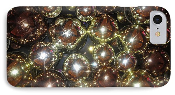 IPhone Case featuring the photograph Casino Sparkle Interior Decorations by Navin Joshi