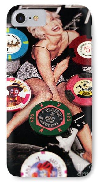 Casino Winnings Phone Case by John Rizzuto