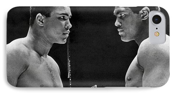 Cassius Clay Gives Whammy Eye IPhone Case