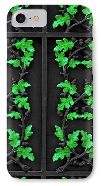 Cast Iron Gate New Orleans IPhone Case