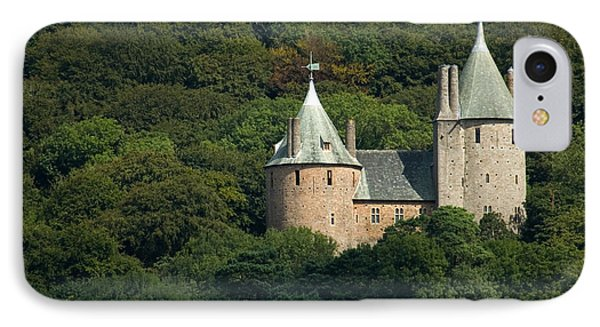 IPhone Case featuring the photograph Castell Coch by Jeremy Voisey
