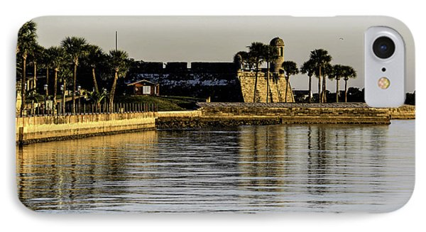 IPhone Case featuring the photograph Castillo De San Marcos by Anthony Baatz