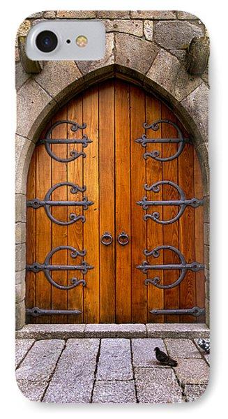 Castle Door IPhone Case