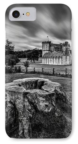 Castle Fraser IPhone Case